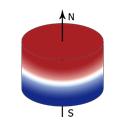 四川钕铁硼磁体圆片轴向充磁