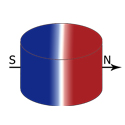 四川钕铁硼磁铁圆片径向充磁