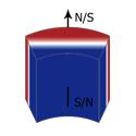 四川钕铁硼磁铁瓦形径向充磁