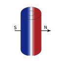 四川钕铁硼磁铁圆环径向充磁